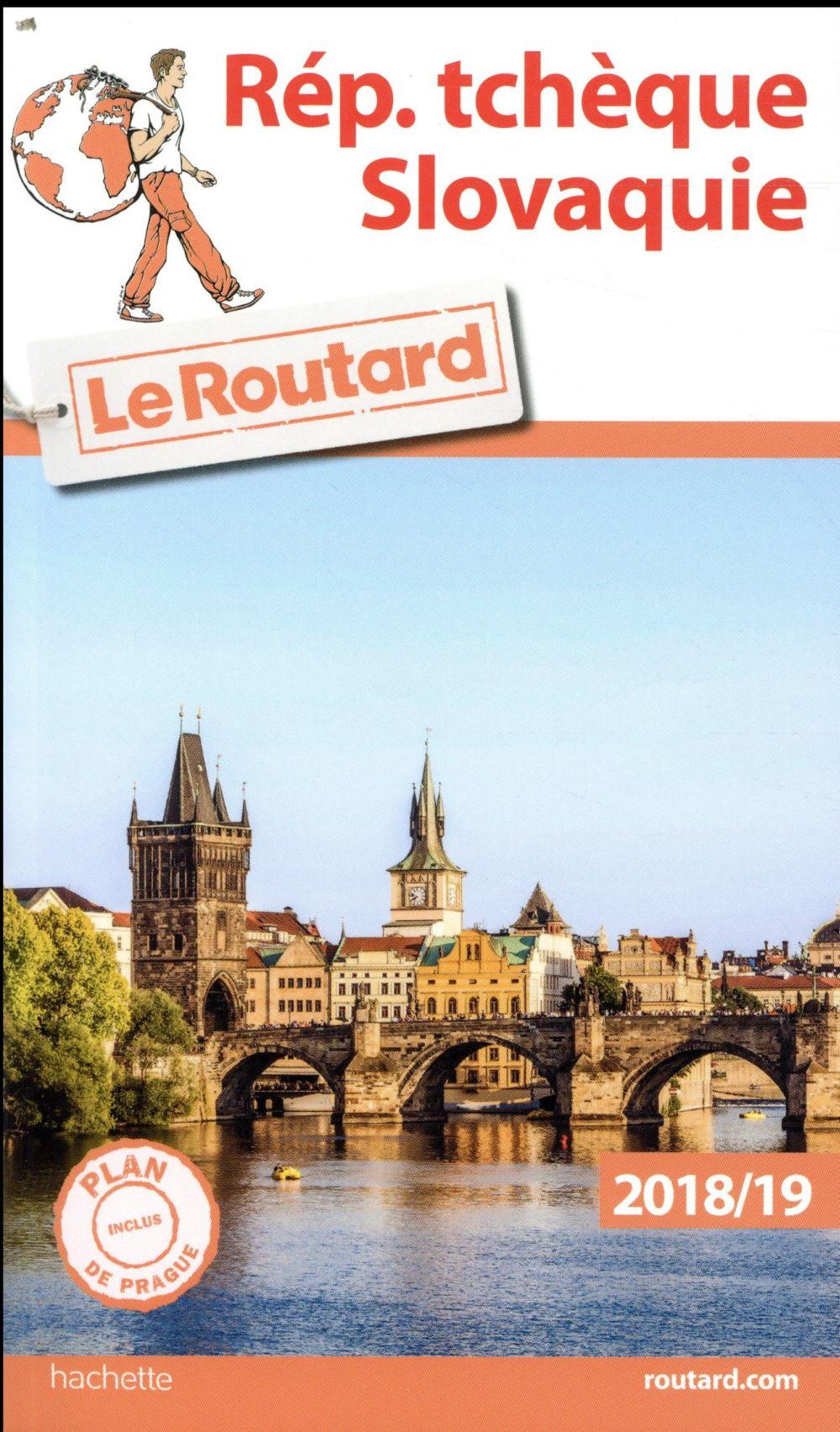 GUIDE DU ROUTARD REPUBLIQUE TCHEQUE, SLOVAQUIE 201819